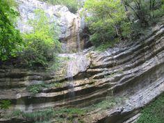 Isere rando - Chartreuse - Cascades et Torrent d'Alloix (600 m)