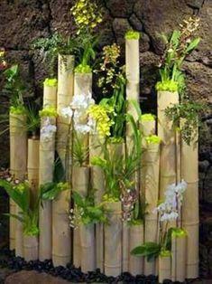 Resultado de imagen para bamboo decoration