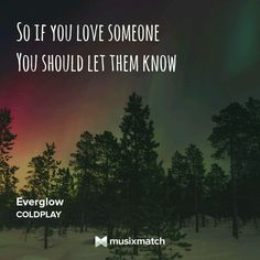 Coldplay - Everglow