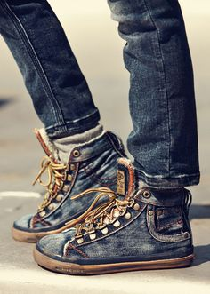 DIESEL kid collection AAAHHH I want my son to have these!!!