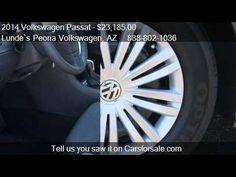 2014 Volkswagen Passat S PZEV for sale in Peoria, AZ 85382 a