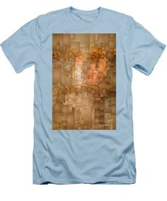 Men's T-Shirt (Slim Fit) - Abstract 1384