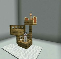 I made this for my cats : Minecraft I made this for my c. - Explore the best and the special ideas about Lego Minecraft Minecraft Mansion, Minecraft Cottage, Easy Minecraft Houses, Minecraft Room, Minecraft Plans, Minecraft Decorations, Amazing Minecraft, Minecraft Tutorial, Minecraft Blueprints