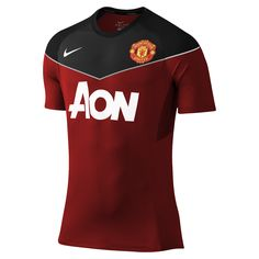 A new strong look for the Manchester United kit.