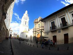 Mis cinco planes en Quito.