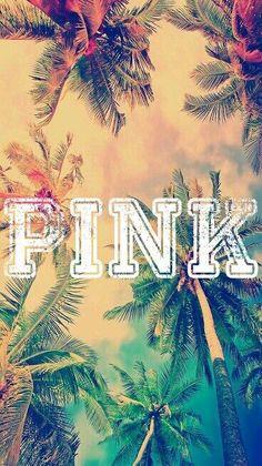 Pink verão wallpaper