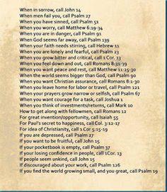 Helpful Hope: Verses