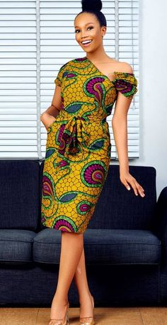 Short African Dresses, Latest African Fashion Dresses, African Inspired Fashion, African Print Dresses, African Print Fashion, Africa Fashion, Ankara Fashion, Tribal Fashion, African Prints