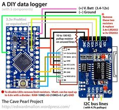 diy arduino data logger $10