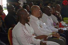 Pasteurs Sita et Freddy Koyamba. Spiritual, Sons