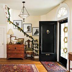 Bridget Beari staircase