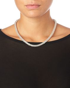 All New Arrivals | Metallics Lucy Sparkle Necklace | Phase Eight
