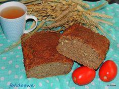 Moje Małe Czarowanie: Chleb pełnoziarnisty na zakwasie