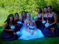 Shady Slope Wedding