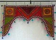 Indian door hanging