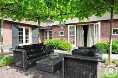 Pergola For Small Patio Garden Furniture, Outdoor Furniture Sets, Outdoor Decor, Garden Gazebo, Home Landscaping, Garden Living, Pergola Kits, Gazebo Ideas, Wooden Pergola
