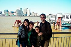 """""""Every day we ventured into New Orleans via the Algiers Ferry, which leaves from Algiers Point. It's just a short drive to the ferry from Bayou Sennet, and then a quick ride across the Mississippi River. The kids loved it!"""" - Jenn #GoRVing"""