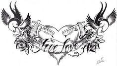 Ideas For Drawing Body Shapes Tat Key Tattoos, Watch Tattoos, Body Art Tattoos, Sleeve Tattoos, Rockabilly Tattoos, Rockabilly Art, Tattoo Design Drawings, Tattoo Sketches, Tattoo Designs