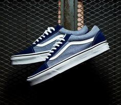 "Vans Classics Old Skool ""Estate Blue"" (Spring 2014)"