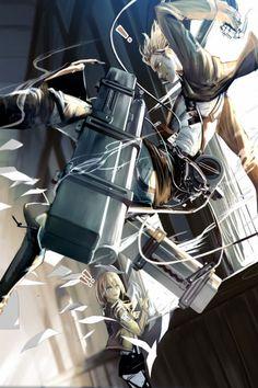 Attack on Titan Shingeki no Kyojin  - JEAN KIRSCHTEIN