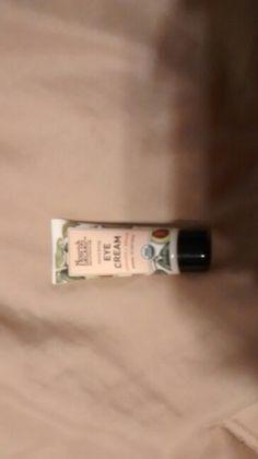Nourish organic eye cream