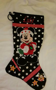 Grandson's theme is Mickey mouse