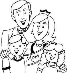 obey parents coloring pages - photo#22