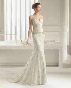 Rosa Clara wedding dress 2015
