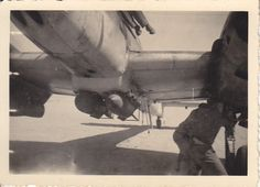 Foto Luftwaffe Flugzeug Me 110 E der 9./ZG 26 in Afrika Derna oder Fuka 1942 in Sammeln & Seltenes, Militaria, 1918-1945   eBay