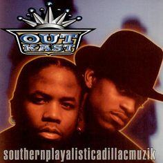 Outkast - Southernplayalisticcadilacmuzik