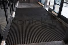 Pedimat Commercial Building Metal Entrance Mat