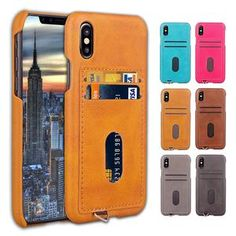 Leather Wallet - i-phone-x-cases