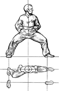 Shao Lin Quan Eight Basic Stances – Phoenix Dragon Kung Fu Academy