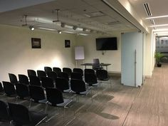Training Room in the office of Global Intergold at Mexico City.  Salle de Formation au bureau de Global Intergold au Mexique.