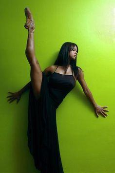 Misty Copeland Black Ballerina | HelloBeautiful