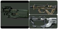P90 the gun that keeps evolving