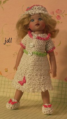 "Butterfly Finest for NEW TINY [6.5""] Riley Kish by JDL Doll Clothes #KishCompany"