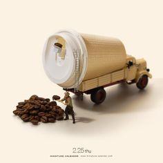 2016.2.25(木)/工費で買いすぎたコーヒー。