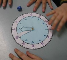 Most Popular Teaching Resources: Make Your Own Clock - Freebie!