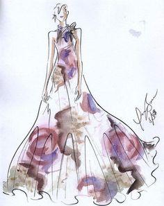 Fashion Week Quickie: Dennis Basso Is Feelin' Breezy | POPSUGAR ...