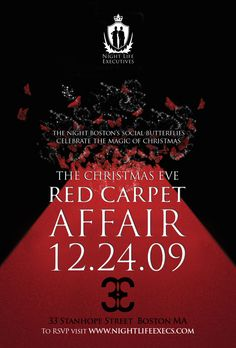Red Carpet Party | Night Life Exectutives, LLC » THE RED CARPET AFFAIR @ 33 LOUNGE