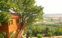 Piedmont-Italy-Treehouse #italianproperty