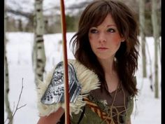 Lindsey Stirling, Skyrim