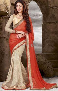 http://www.designersandyou.com/saree-blouse/designer-sarees/traditional-half-saree-blouse-neck-designs-with-stone-work-sari-suit-1850