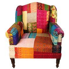 Bengali Chair VII
