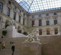 museu do louvre -interior