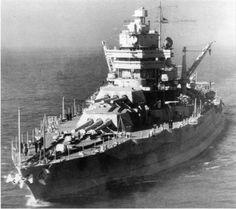 USS Mississippi (BB-41) New Mexico-class battleship