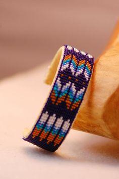 Annie Tayah Beaded Bracelets | Native American Prayer Feather Bracelet | Beaded Native Amerian Jewelry