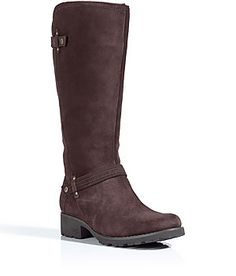 UGG  Chocolate Jillian Boots