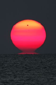 When Venus Rises with the Sun -Stunning